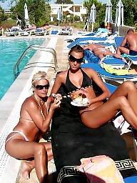 Mature bikini, Mom daughter, Teen bikini, Bikini, Mom, Daughter