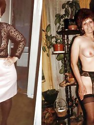 Vintage, Teens dressed undressed, Dress, Dressed undressed, Teen, Milf