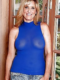 Voyeur flashing, Flashing voyeur, Flashing braless, Braless amateur, Braless, 68