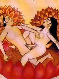 Indian, Indians, Indian sex, Art