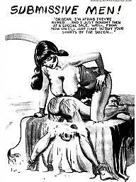 Femdome cartoon, Femdom cartoone, Bold, Cartoons femdom, Femdom cartoon, Cartoon femdom