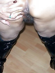 Mature upskirt, Upskirt, Mature stockings