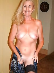 Granny boobs, Blond mature, Grannies, Granny, Blonde granny, Blonde mature