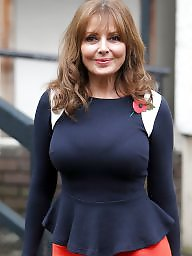 Celebrities, Carol vorderman, Celebs, Carol, Celeb