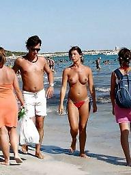 Titted beach, Tits beach, Tit beach, More tits, More tit, Beach tits
