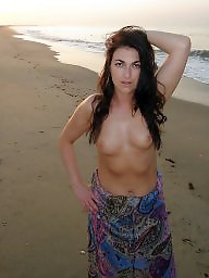 Beach, Horny, German amateur, German