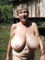 Big boobs, Mature tits, Mature, Granny big tits, Granny tits, Big