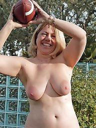 Mature tits, Saggy, Saggy mature