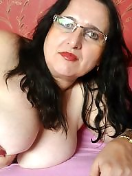 Mature boobs, Mature bbw