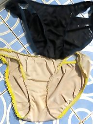 Panty cum, Pantys, Cum on panties, Pantie, Panties, Old