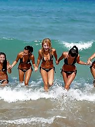 Teen beach, Bulgarian, Beach teen, Swimwear