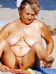 Amateur granny, Naked, Granny, Grannies, Granny flashing, Granny outdoor