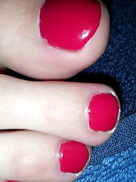 Teen feet, Polish, Feet, Polish teen