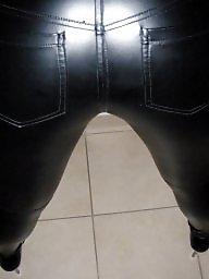 Leather, Heels