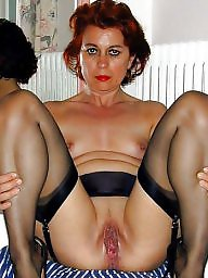 Milf pussy, Mature pussy