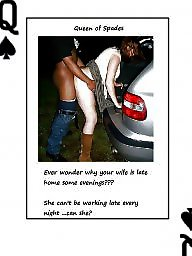 Cuckold caption, Interracial captions, Interracial, Captions, Caption, Cuckold