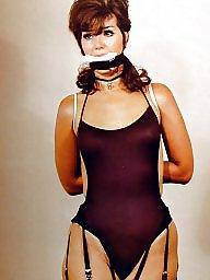 Mature bondage, Vintage milf, Milf bondage, Vintage bondage, Vintage, Jennifer