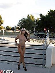 Voyeur amateur public flashing, Voyeur nudes, Rests, Rest areas, Rest area, Public area