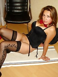 V look, This milf, Thy milfs, Thy milf, Stockings,sexy, Stockings dress