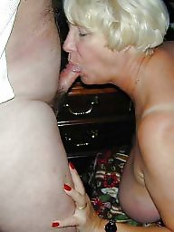 Mature blowjob, Cock sucker