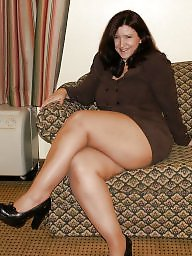 Big legs, Mature legs, Skirt, Tight, Tight skirt, Leg