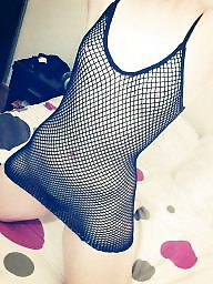 Fishnet, Teens, Teen amateur, Blonde, Fishnets