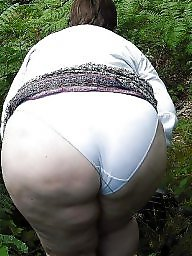 Bbw ass, Big ass, Outdoors, Bbw public, Bbw outdoor, Fat ass