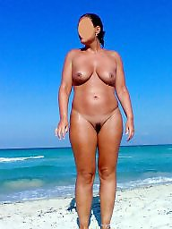 Beach voyeur, Wife beach
