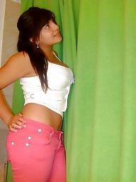 Fat teen