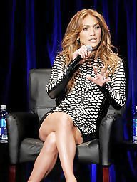 Jennifer, Celebrities, Leg, Shiny, Legs, Leggings