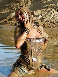 Public funny, Mud¨, Muds, Mud, Funny public, Funny nudity