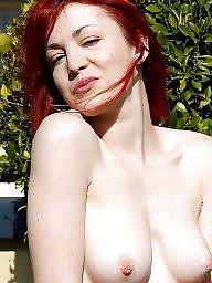 Redheads pussy, Redheads spread, Redhead, outdoor, Redhead spreading, Redhead spread, Redhead pussy