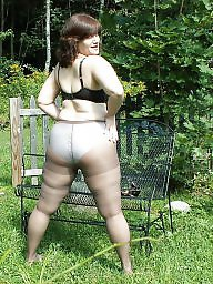 Mature upskirt, Granny upskirt, Granny stockings, Mature panties, Granny pantyhose, Panties