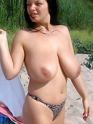 Romanian, Beach, Beautiful, Beach voyeur