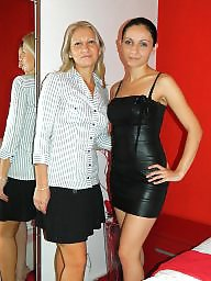 Mature lesbians, Young girl, Mature strapon, Young fuck, Lesbian strapon, Mothers