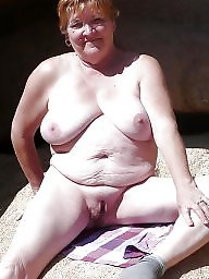 Mature big tits, Grandma, Fat boobs, Fat mature, Grandmas, Fat tits