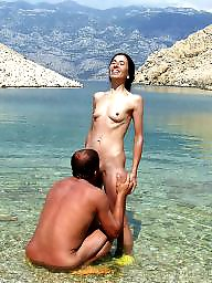Beach sex, Public nudity, Beach, Public