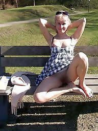 Public nudity, Milf public, Public, Outdoor, Milf outdoor