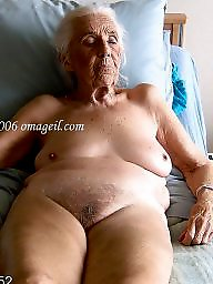Granny, Granny stockings, Hairy granny