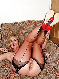 Nylon, Mature stockings