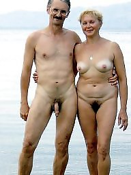 Frontal couples full nudity