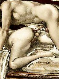 Vintage porns, Vintage old, Vintage b&w porn, Porn old, Handful, Handed