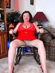 Bbw stockings, Clothed
