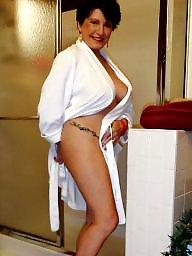 Mature shower, Shower
