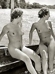 Vintage amateur, Naturists, Amateur hairy, Hairy girls, Vintage