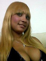 Tits latina, With hot boobs, Latinas hot, Latina tits, Latina hot, Latina blonde