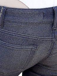 Voyeur jeans, Leotards, Leotardes, Leotard, Jeans voyeur, Leotard ä