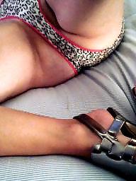 Mature panty, Milf panties, Heels, Mature heels, Milf heels, Panties
