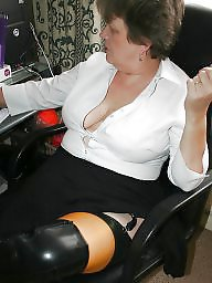 Mature stockings, Matures in stockings