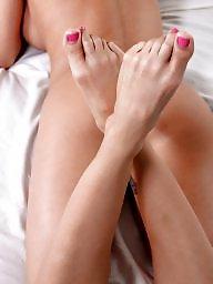 Milf feet, Feet, Pink